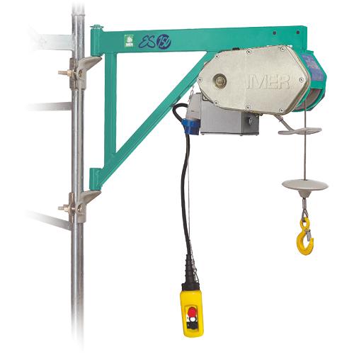 Electropalan Imer ES 150 N, 450 W, 150 kg, Hmax. 30 m, cadru fix [0]
