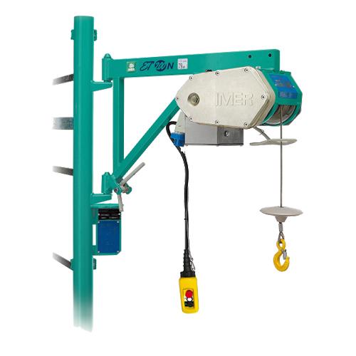 Electropalan Imer ET 200 N, 750 W, 200 kg, Hmax. 30 m, cadru fix [0]