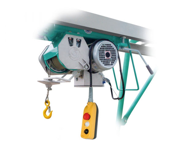 Electropalan Imer G 500, 1500 W, 500 kg, Hmax. 42 m, fara suport [1]