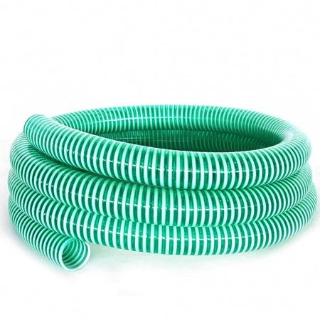 """Furtun absorbtie cu spira din PVC, 110 mm (4 1/2"""") [0]"""