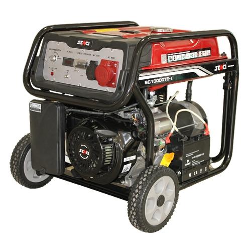 Generator curent trifazat Senci SC-10000TE, 8.5 W, benzina [0]