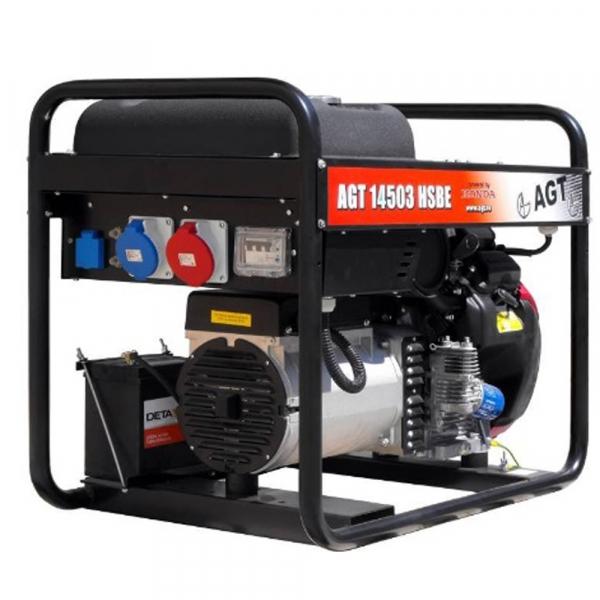 Generator curent trifazat AGT 14503 HSBE R16, 13.5 kVA 1