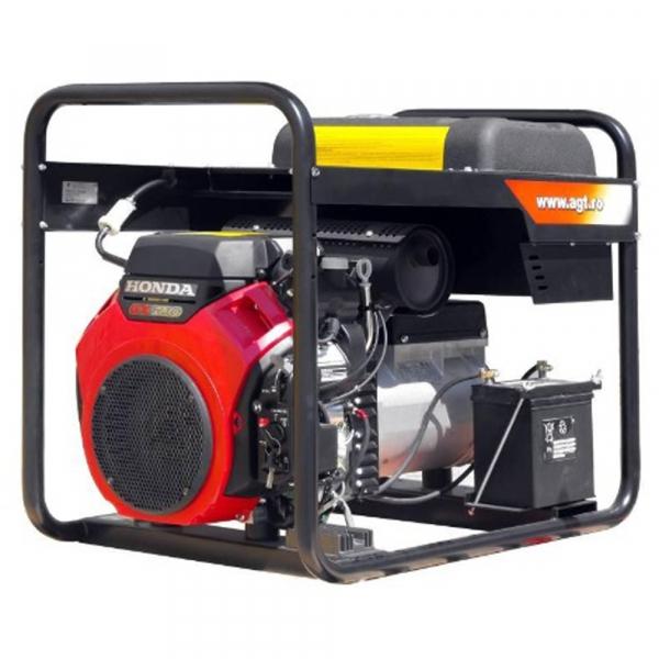 Generator curent trifazat AGT 14503 HSBE R16, 13.5 kVA 0