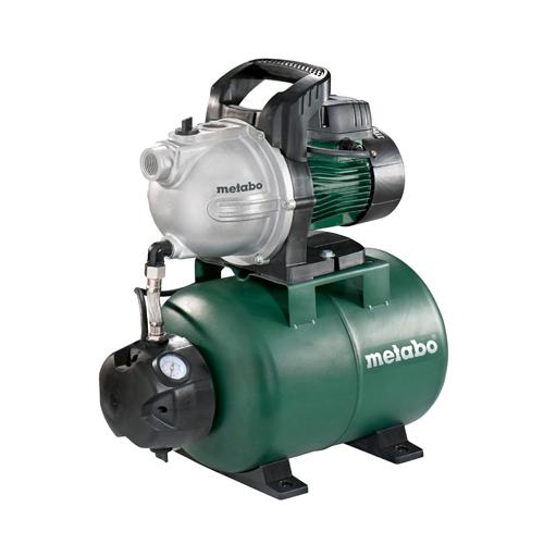Hidrofor Metabo HWW 3300/25 G, 900 W, 3300 l/h, 24 l [0]