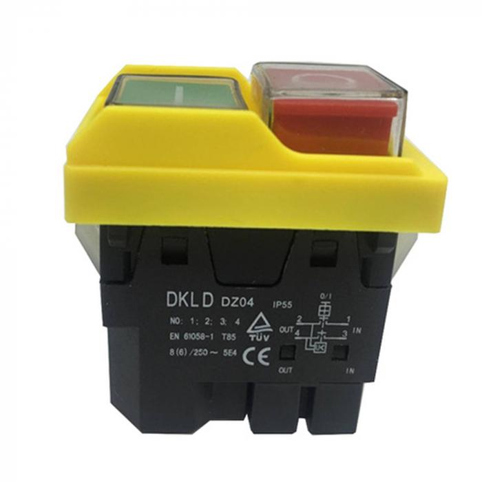 Intrerupator motor betoniera Venta (DKLD DZ04) 0
