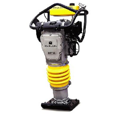 Mai compactor Masalta MR75R, Robin-Subaru EH12, 4 CP, benzina, 13.7 kN, 75 kg [0]
