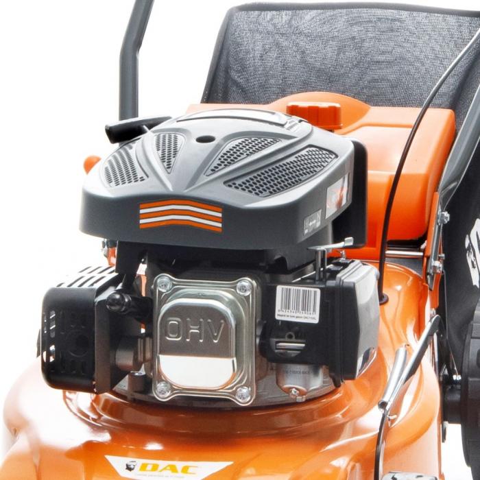 Masina de tuns gazon Ruris DAC 110XL, 2.5 CP, 40 cm, 45 L, autopropulsata 3