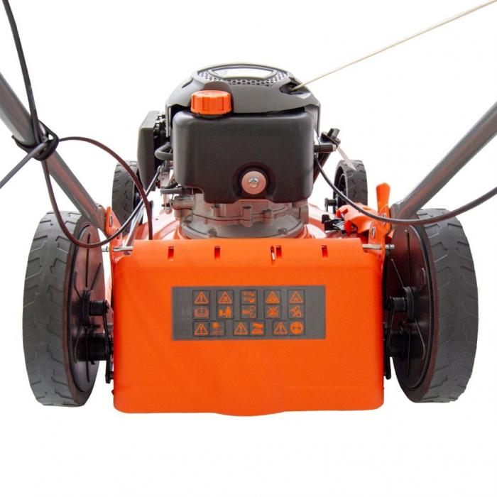 Masina de tuns gazon Ruris DAC 120XL, 4 CP, 46 cm, 55 L, autopropulsata 11