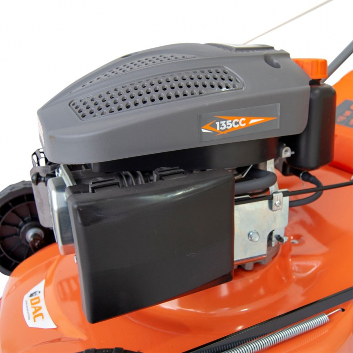 Masina de tuns gazon Ruris DAC 120XL, 4 CP, 46 cm, 55 L, autopropulsata 4