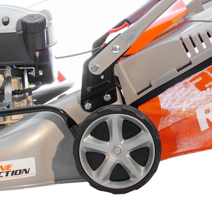 Masina de tuns gazon Ruris RX200S, 2.7 CP, 42 cm, 45 L 10