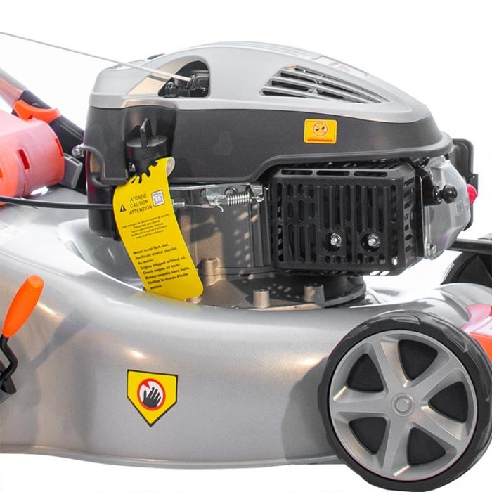 Masina de tuns gazon Ruris RX200S, 2.7 CP, 42 cm, 45 L 4
