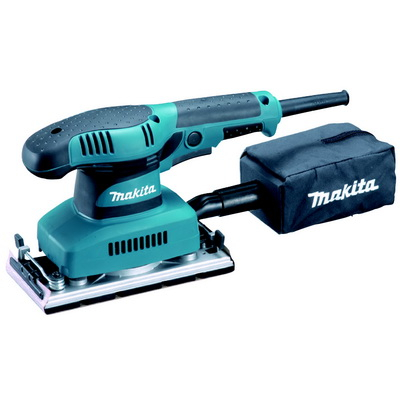Masina de slefuit alternativ MAKITA BO3710, 190 W, 93x228 mm 0