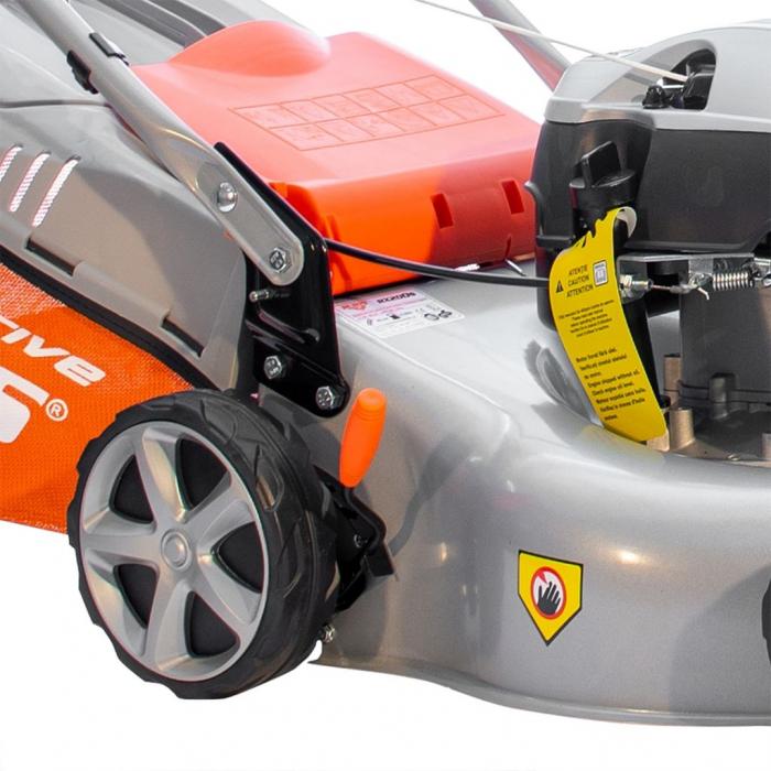 Masina de tuns gazon Ruris RX200S, 2.7 CP, 42 cm, 45 L 7