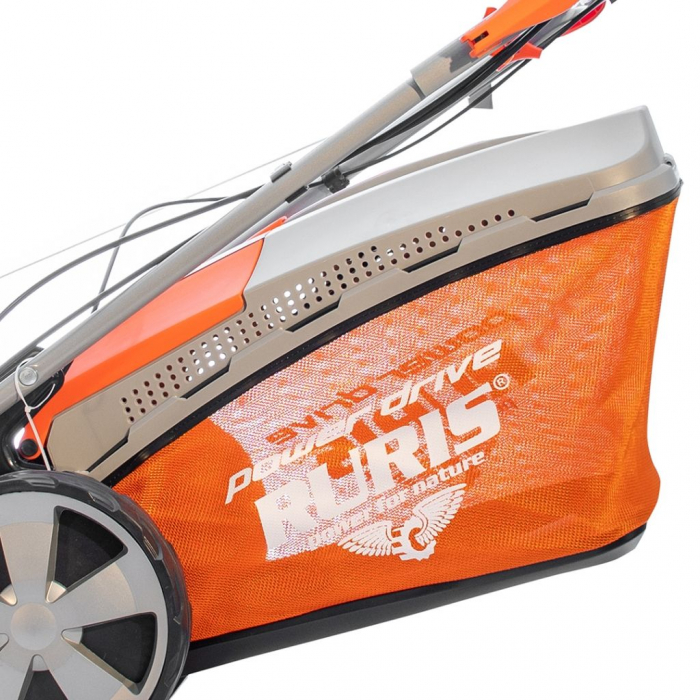 Masina de tuns gazon Ruris RX333S, 3 CP, 46 cm, 65 L, autopropulsata 5