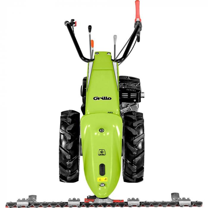 Motocositoare Grillo GF3, Honda GX270, 9 CP, bara 147 cm SP 2