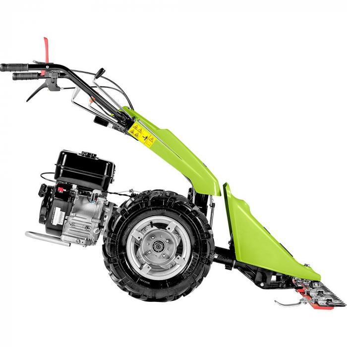 Motocositoare Grillo GF3, Honda GX270, 9 CP, bara 147 cm SP 1