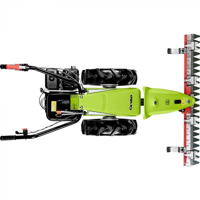 Motocositoare Grillo GF3, Honda GX270, 9 CP, bara 147 cm SP 3