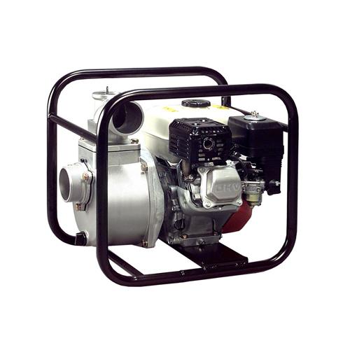"Motopompa apa curata Koshin SEH-80X, 3"", 4.9 CP, benzina, 930 l/min, Hmax. 26 m [0]"