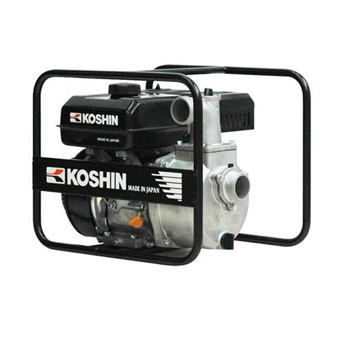 "Motopompa apa curata Koshin SEV-50X, 4.2 CP, benzina, 620 l/min, Hmax. 25 m, 2"" 0"