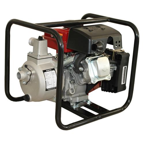 "Motopompa apa curata Senci SCWP-25, 1"", 3 CP, benzina, 100 l/min, Hmax. 18 m [1]"