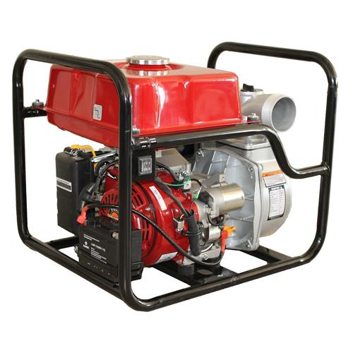 """Motopompa apa curata Senci SCWP-80E, 7.5 CP, benzina, 1000 l/min, Hmax. 30 m, 3"""", pornire electrica 0"""