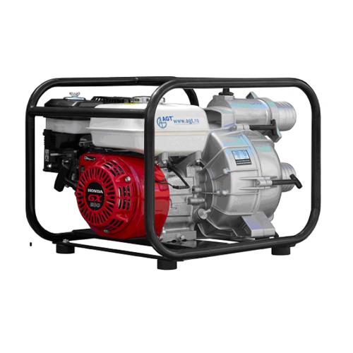 """Motopompa apa murdara AGT WPT-30HKX GX, 3"""", 6.5 CP, benzina, 800 l/min, Hmax. 26 m [0]"""