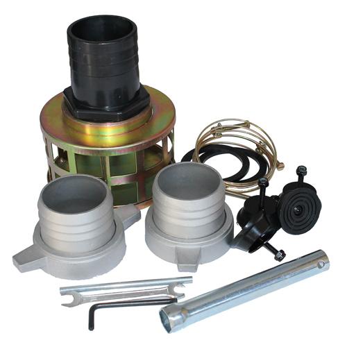 """Motopompa apa murdara Senci SCWT-80E, 3"""", 7.5 CP, benzina, 1100 l/min, Hmax. 28 m [2]"""