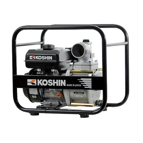 "Motopompa apa semimurdara Koshin STV-80X, 4.2 CP, benzina, 900 l/min, Hmax. 26 m, 3"" [0]"