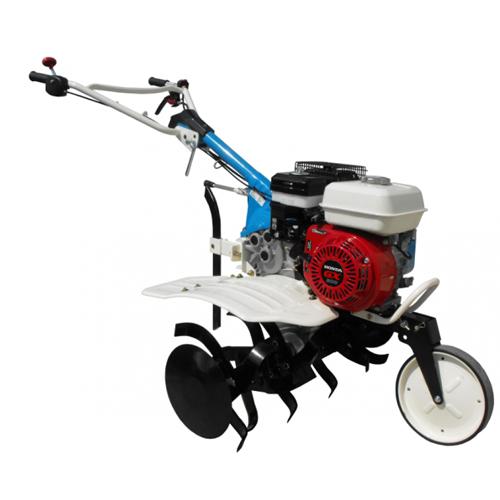 Motosapa AGT 5580, Honda GX200, 6.5 CP, benzina, 2+1 viteze + roti 4.00-8, plug bilonat 1