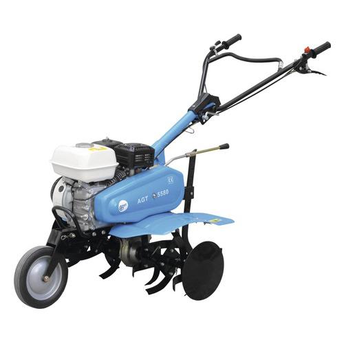 Motosapa AGT 5580, Honda GX200, 6.5 CP, benzina, 2+1 viteze + roti 4.00-8, plug bilonat 2