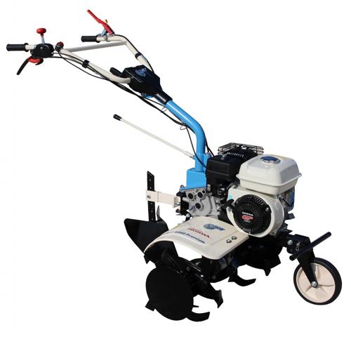 Motosapa AGT 6500 PREMIUM, Honda GP160, 5.5 CP, benzina, 2+1 viteze + roti 4.00-8, plug bilonat 1