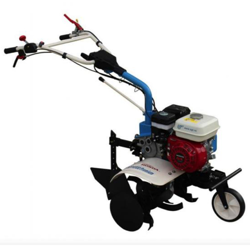 Motosapa AGT 6500 PREMIUM, Honda GX200, 6.5 CP, benzina, 2+1 viteze + roti 4.00-8, plug bilonat 1