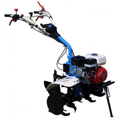 Motosapa AGT 7500 PREMIUM, Honda GX200, 6.5 CP, benzina, 2+1 viteze + roti 4.00-8, plug bilonat 1