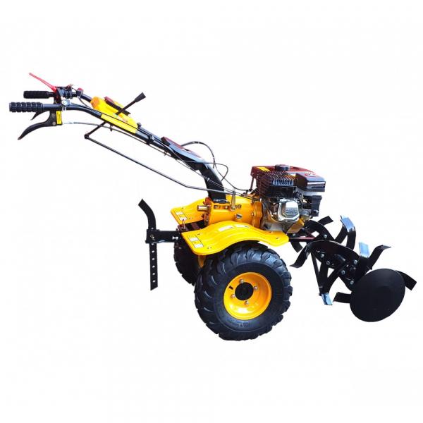Motocultor ProGARDEN HS1000BW, 7.5 CP, benzina, 2+1 viteze, roti ATV, manicot rulment (Campo 854) 2
