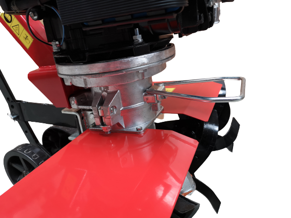 Motosapa Robix R-156/DM, Briggs & Stratton 725, 6.5 CP, benzina, 1 viteza, latime lucru 85 cm [5]