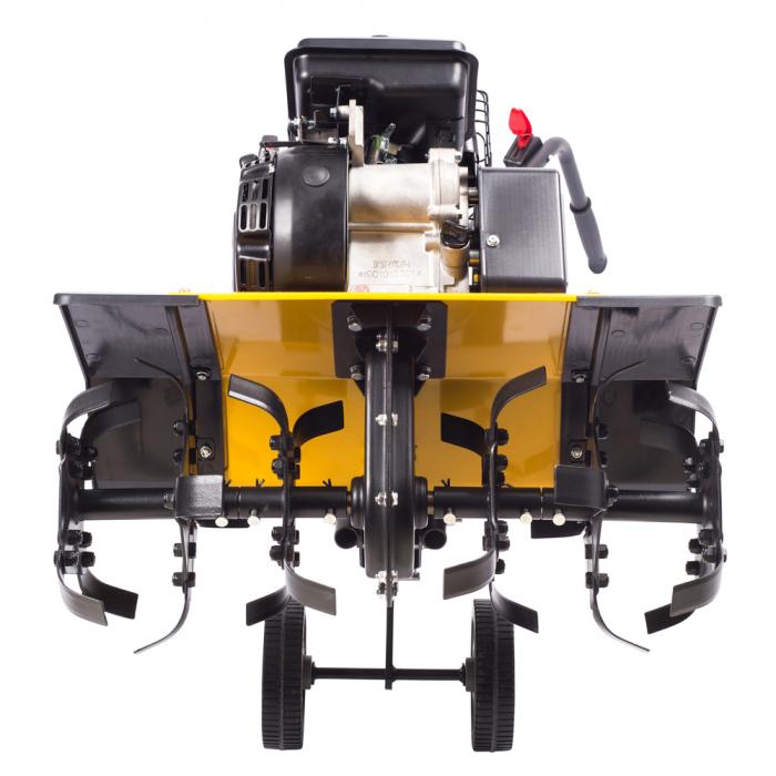 Motosapa Texas LILLI 365TG, 1.9 CP, benzina, transmisie dublu arbore, 2 viteze + accesorii 7