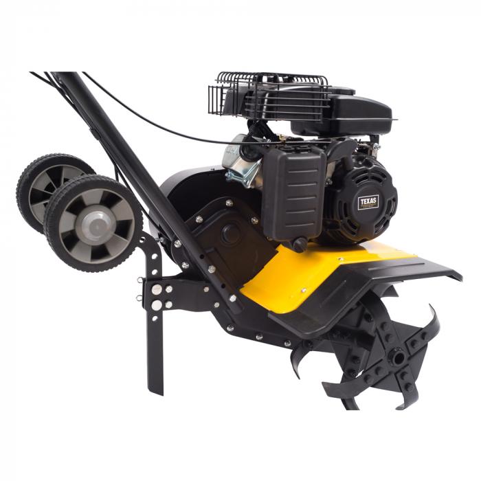 Motosapa Texas LILLI 365TG, 1.9 CP, benzina, transmisie dublu arbore, 2 viteze + accesorii 5
