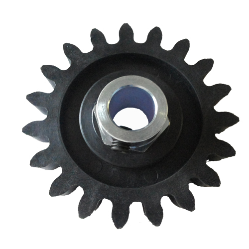 Pinion antrenare motor zdrobitor ENO 15, ax 18/30 mm, 19 dinti [2]