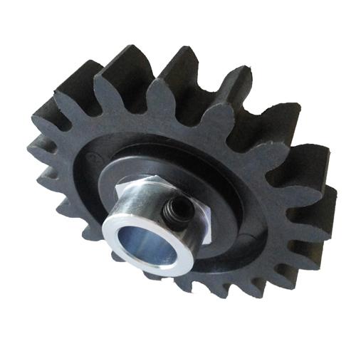 Pinion antrenare motor zdrobitor ENO 15, ax 18/30 mm, 19 dinti [1]