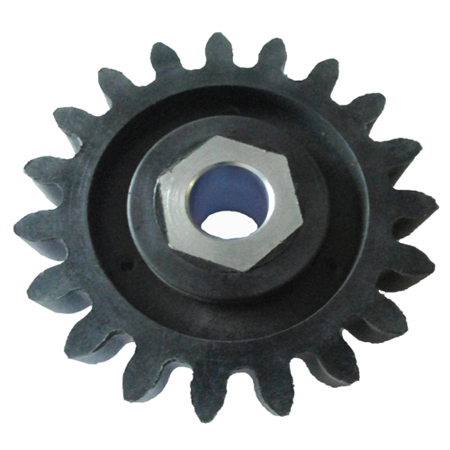 Pinion antrenare motor zdrobitor ENO 15, ax 18/30 mm, 19 dinti [3]