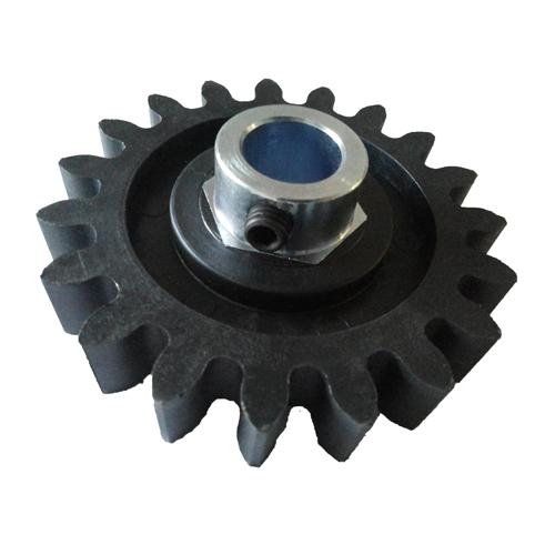 Pinion antrenare motor zdrobitor ENO 15, ax 18/30 mm, 19 dinti [0]