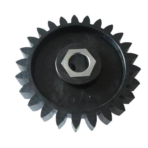 Pinion antrenare snec zdrobitor ENO 15, ax 20/36 mm, 25 dinti [3]