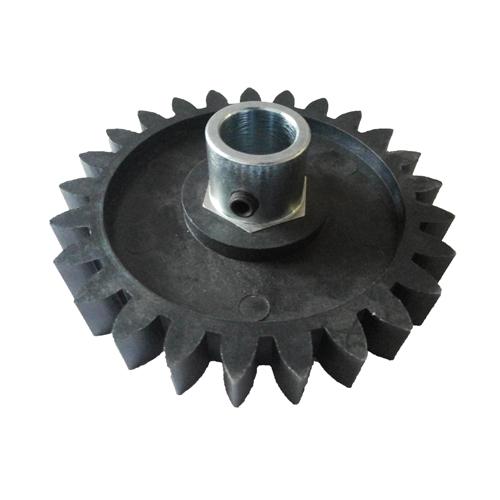 Pinion antrenare snec zdrobitor ENO 15, ax 20/36 mm, 25 dinti [0]