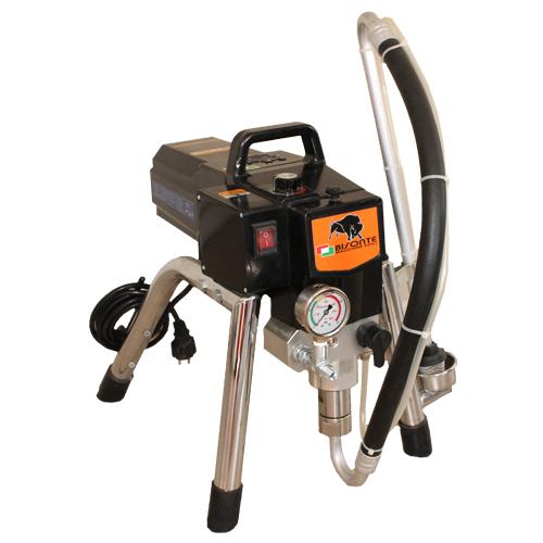 Pompa airless cu piston Bisonte PAZ-6321, 1300 W, 2.2 l/min [0]