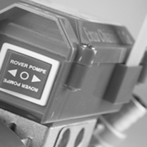 Pompa de transfer lichide ROVER 25 By-Pass, 550 W, 1200-2400 L/h [2]