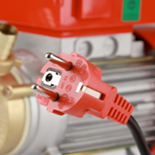 Pompa de transfer lichide ROVER BE-M 20, 340 W, 1700 L/h 3
