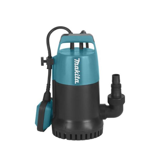 Pompa submersibila apa curata Makita PF0800, 800 W, 220 L/min, Hmax. 9 m [0]