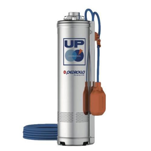Pompa submersibila apa curata Pedrollo UPm 2/4-GE, 750 W, 80 L/min, Hmax. 61 m [0]