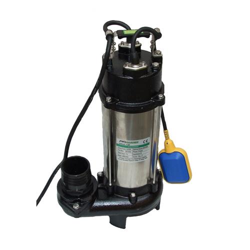 "Pompa submersibila apa murdara ProGARDEN V2200DF, 3"", 2200 W, 520 L/min, Hmax. 10 m, tocator [0]"