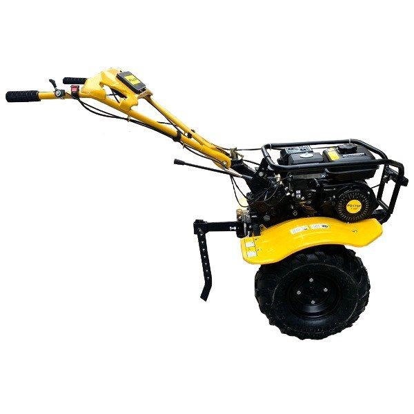 Motocultor ProGARDEN HS500N, 7 CP, benzina, 2+1 viteze, roti ATV 19x7-8, far LED (Campo 753) 6